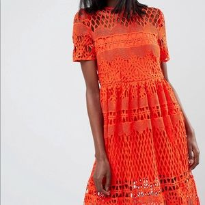 Gorgeous corded dress